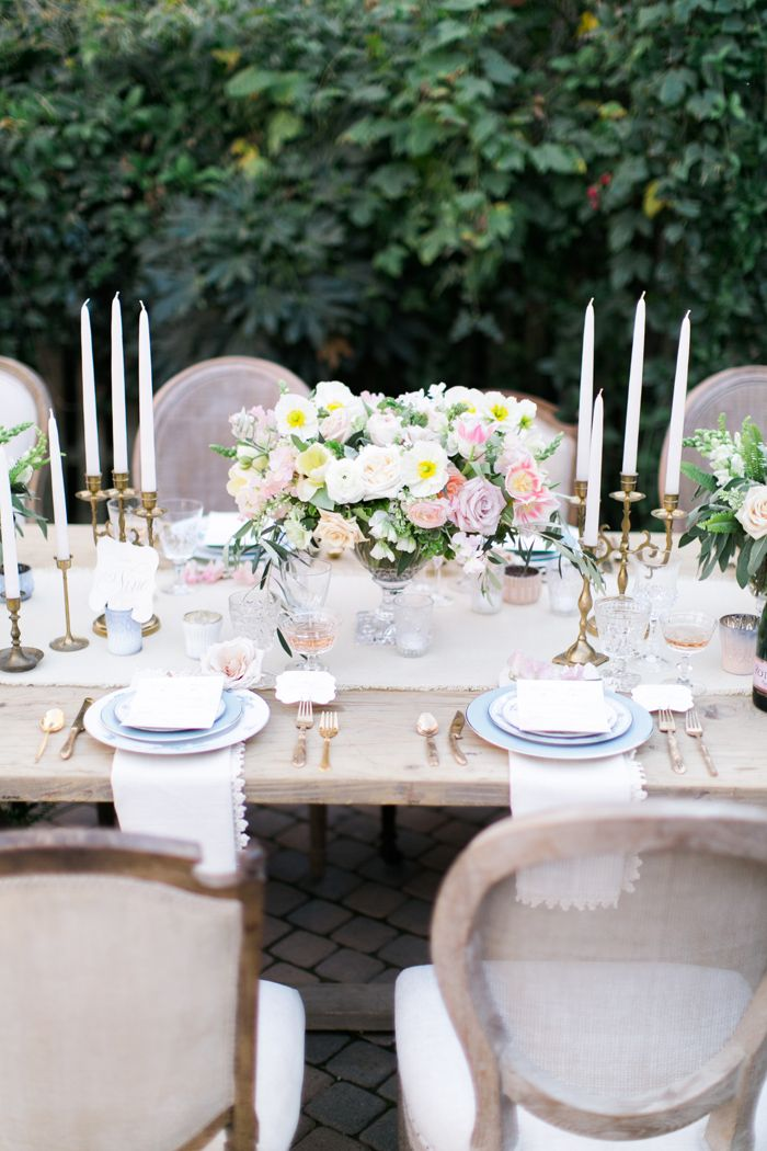 Rose Gold + Spring: Dining Room, Tables Sets, Inspiration, Wedding Blog, Bridal Shower, Gardens Parties, Elegant Wedding, Teas Parties, Tables Decor