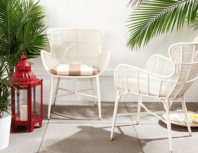 Perfect Palecek Palermo Outdoor Chair | For The Home | Pinterest | Leather Furniture,  Colonial And Milling