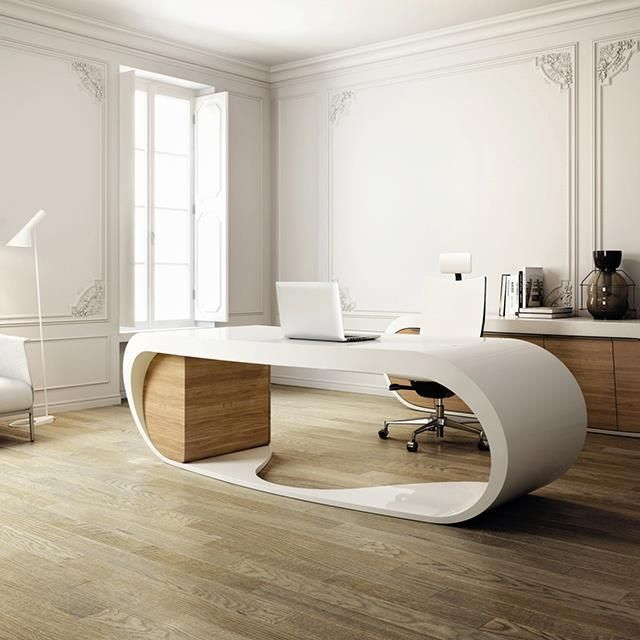 Beautiful Industrial Design: Goggle Desk by Danny Venlet