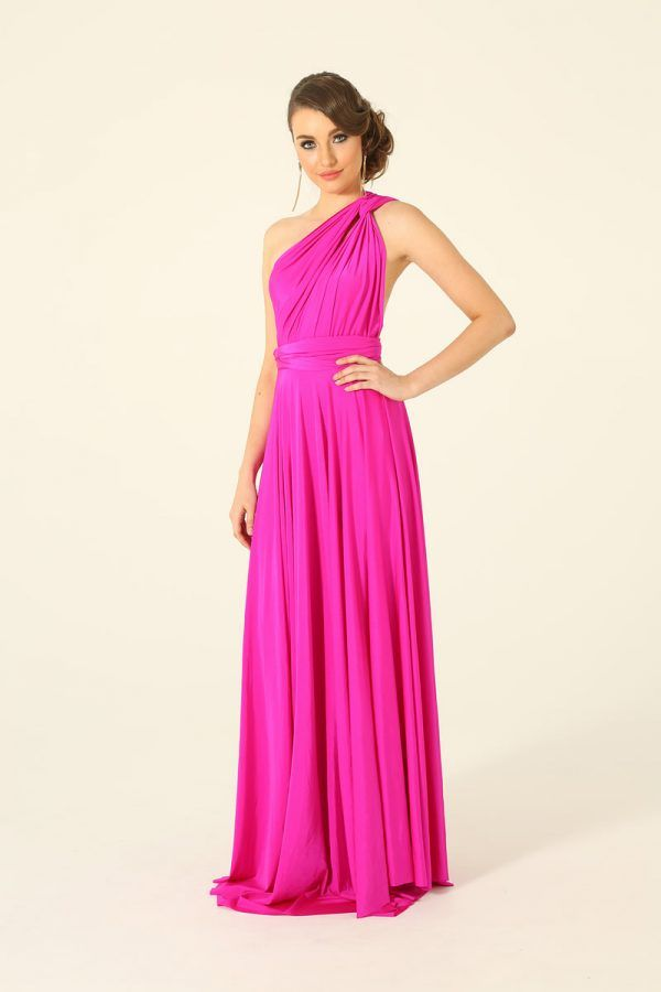 The 25+ best Fuschia bridesmaid dresses ideas on Pinterest ...