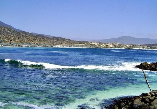 Chile beach, I think yes.
