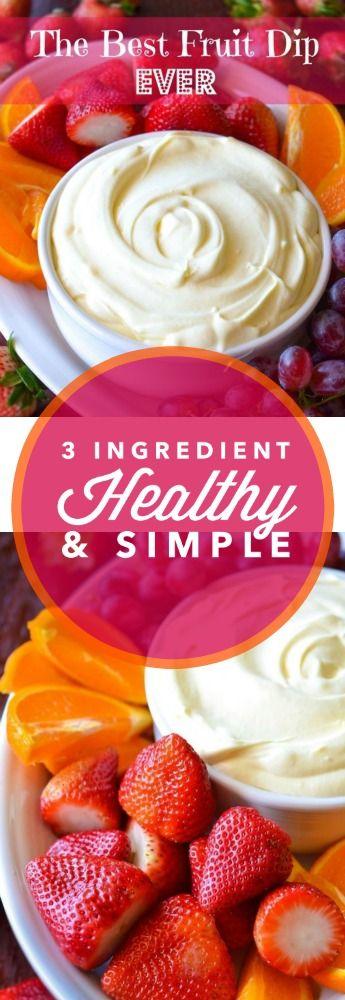 healthy fruit dip with yogurt is dry fruit healthy