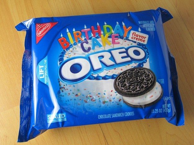I got Birthday Cake! Which Limited Edition Oreo Flavor Are You Based On Your Zodiac Sign?