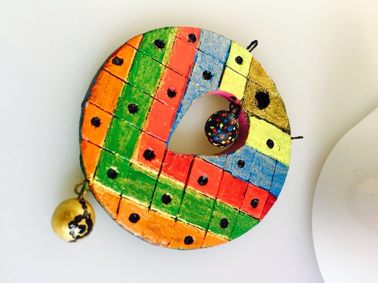 Multi-colour Pendant