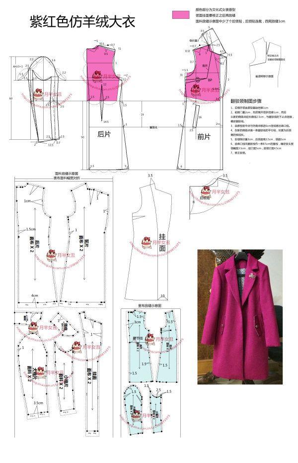 Jacket patter