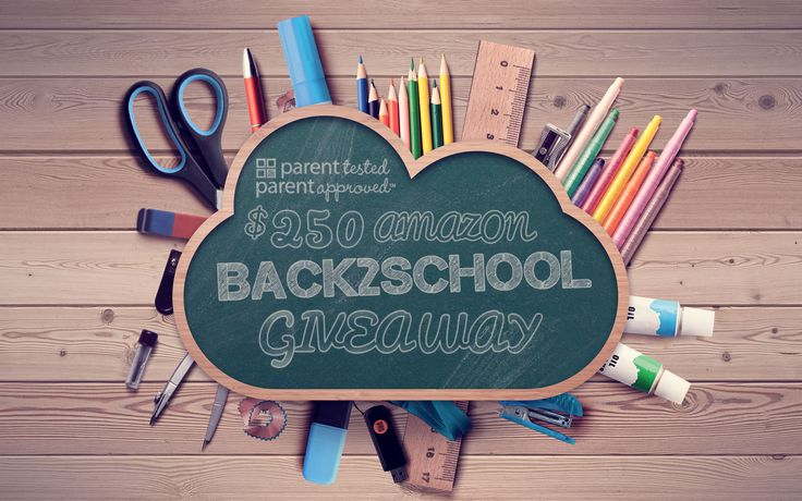 #PTPABack2School $250 Amazon Giveaway | PTPA  Enter for your chance to win a $250 Amazon Gift Card! Open to US and Canada (exc. Quebec). Giveaway closes Aug. 31, 2017