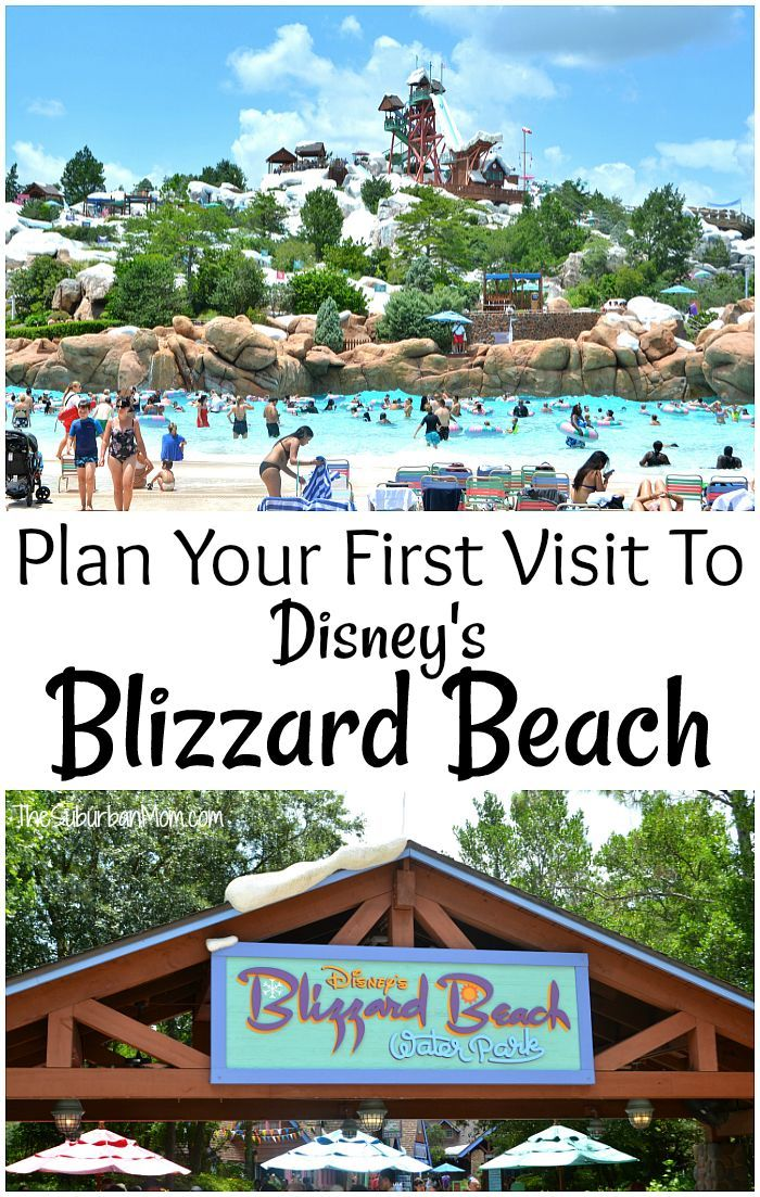 Plan Your First Visit To Disney Blizzard Beach The Suburban Mom