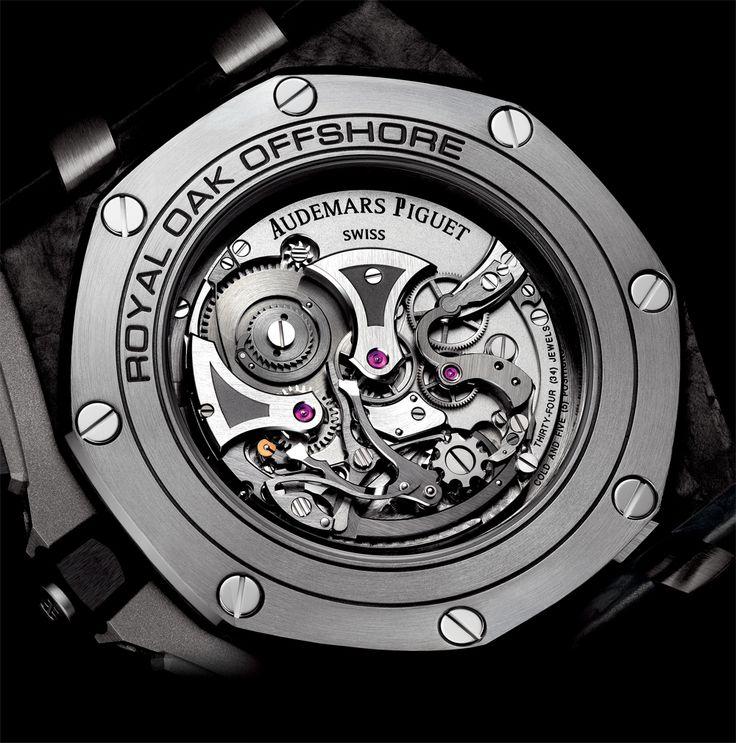 Audemars Piguet - Royal Oak Offshore Tourbillon Cronografo Automatico http://www.orologi.com/news/il-nuovo-royal-oak-offshore-tourbillon-cronografo-automatico-di-audemars-piguet