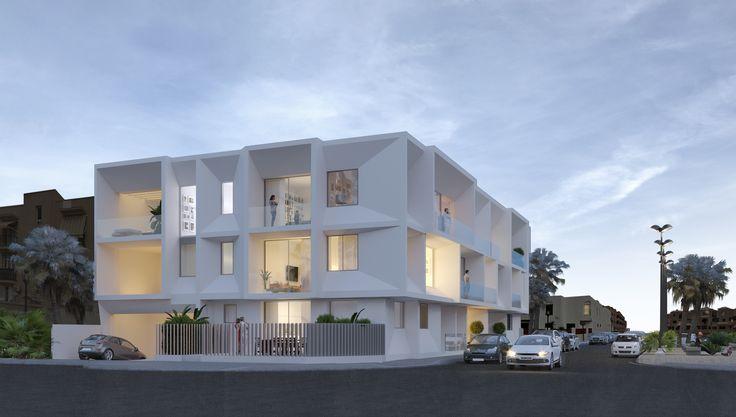 Nuevo proyecto_ Edificio de 17 viviendas_ Corralejo
