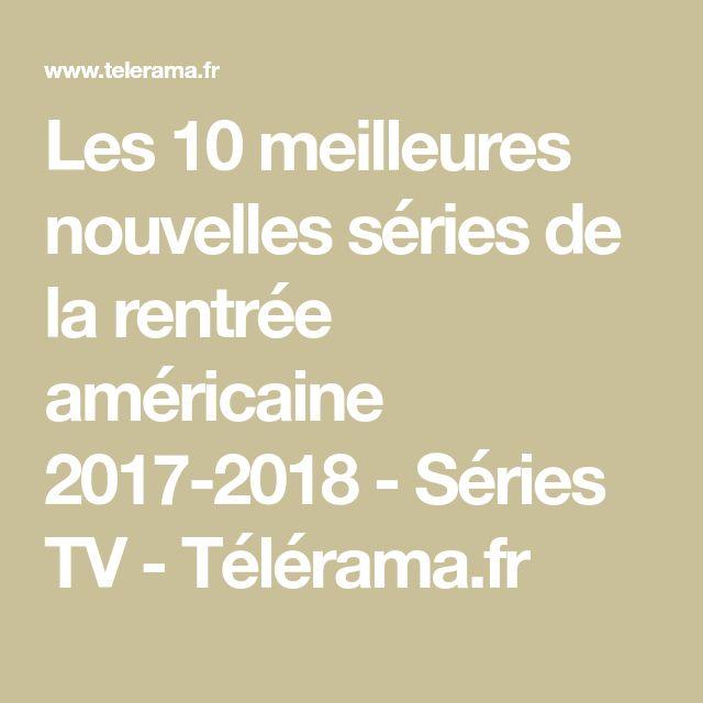 Les 10 meilleures nouvelles séries de la rentrée américaine 2017-2018 - Séries TV - Télérama.fr