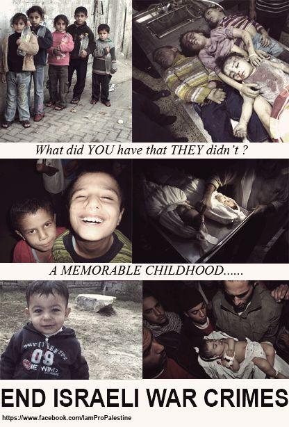 ISRAEL IS A WAR CRIMINAL!!!