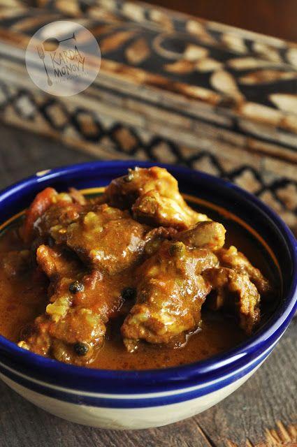 Kardamonovy: Kurczak Goa