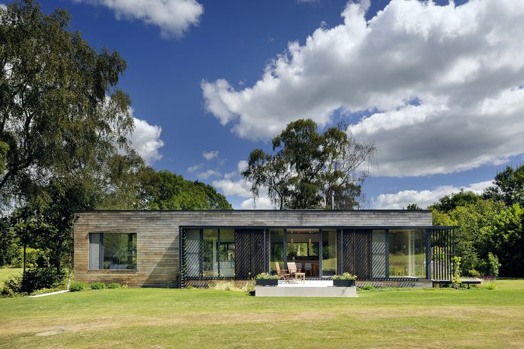 Gallery of Forest Lodge / PAD studio - 1