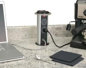 Pop-Up Power Outlet - JLC Online (www.mockett.com)