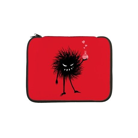 "Evil Bug With Love Potion 13"" Laptop Sleeve"