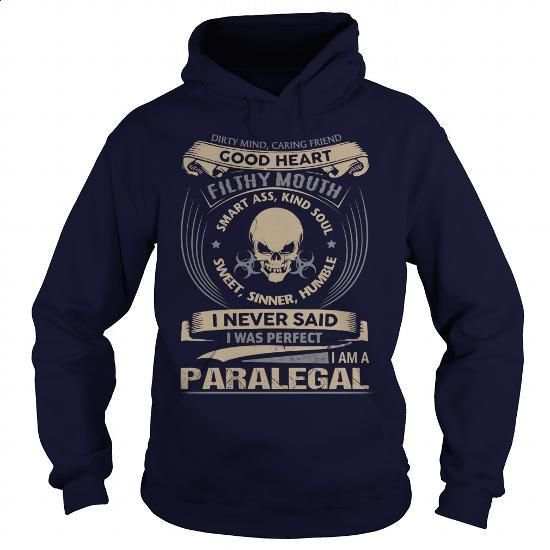 PARALEGAL - CERTIFIED JOB TITLE - #funny tee shirts #cheap tees. PURCHASE NOW => https://www.sunfrog.com/LifeStyle/PARALEGAL--CERTIFIED-JOB-TITLE-94591181-Navy-Blue-Hoodie.html?60505