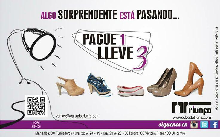 Promoción calzadotriunfo.com