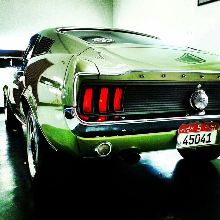 68 Mustang GT fastback !......I like this one! 8)