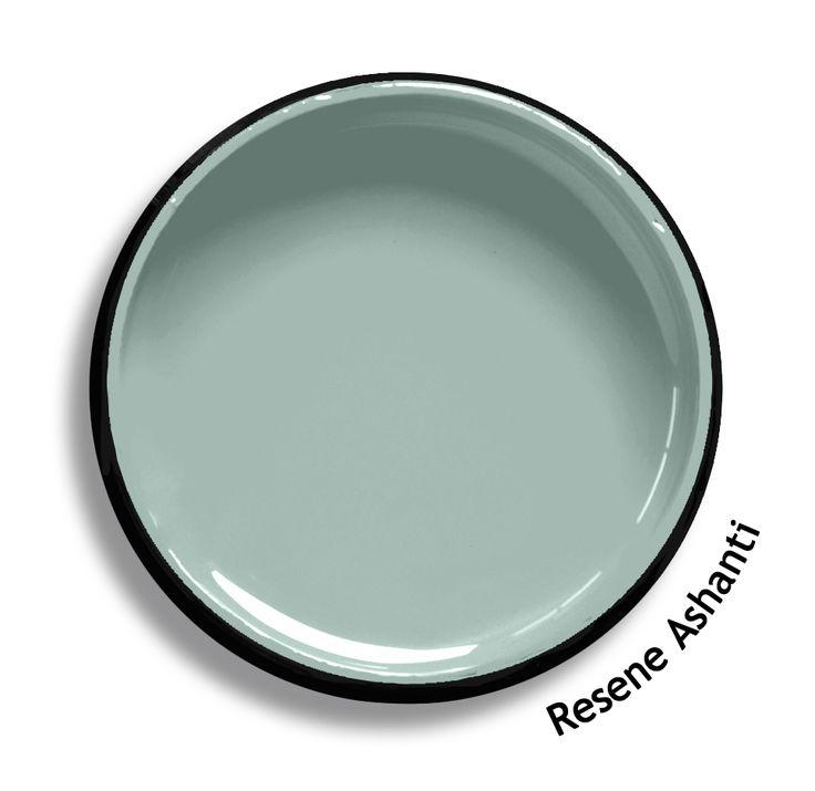 Resene Ashanti is an aqua influenced grey, nebulous and misty. From the Resene…