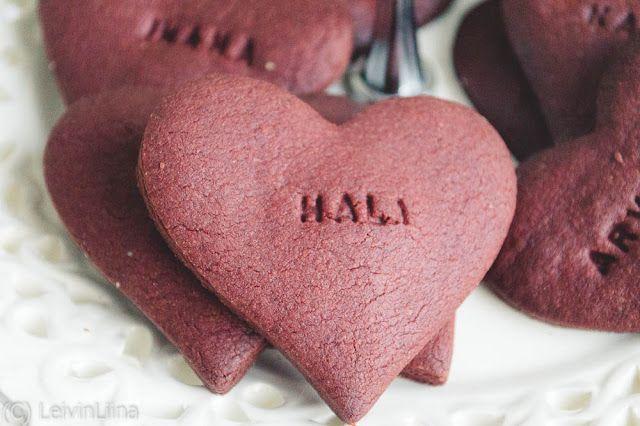 LeivinLiina: Lempeiden sanojen ystävänpäivän piparit