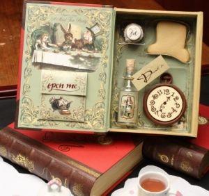 alice in wonderland tea party kit by Missslug