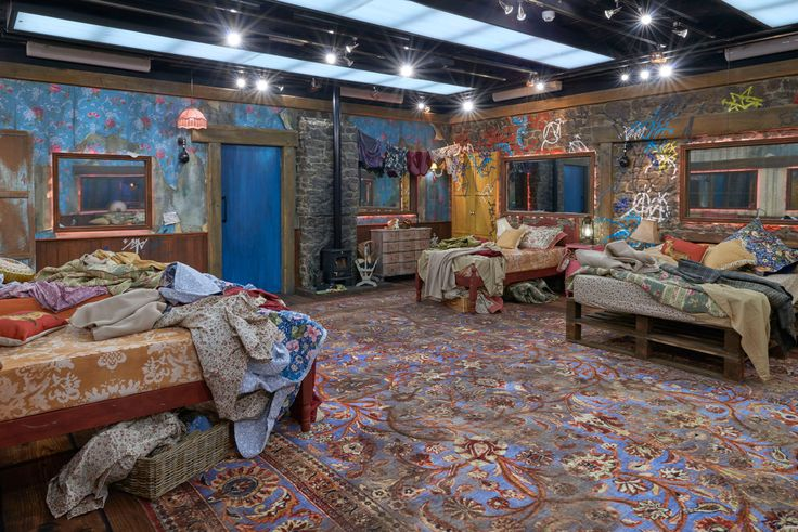 Big Brother housemates will be divided –as pictures of luxury and poverty bedrooms are released  - DigitalSpy.com