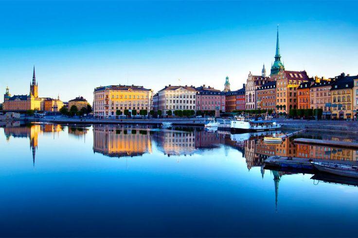 Stockholms Kanäle - Erkundung der Stadt über den Wasserweg