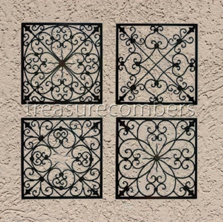 Ironwork For Walls Entrancing 89 Best Ironworks Images On Pinterest  Wrought Iron Balconies Decorating Design