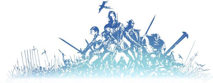 Final Fantasy XI logo by eldi13.deviantart.com on @DeviantArt