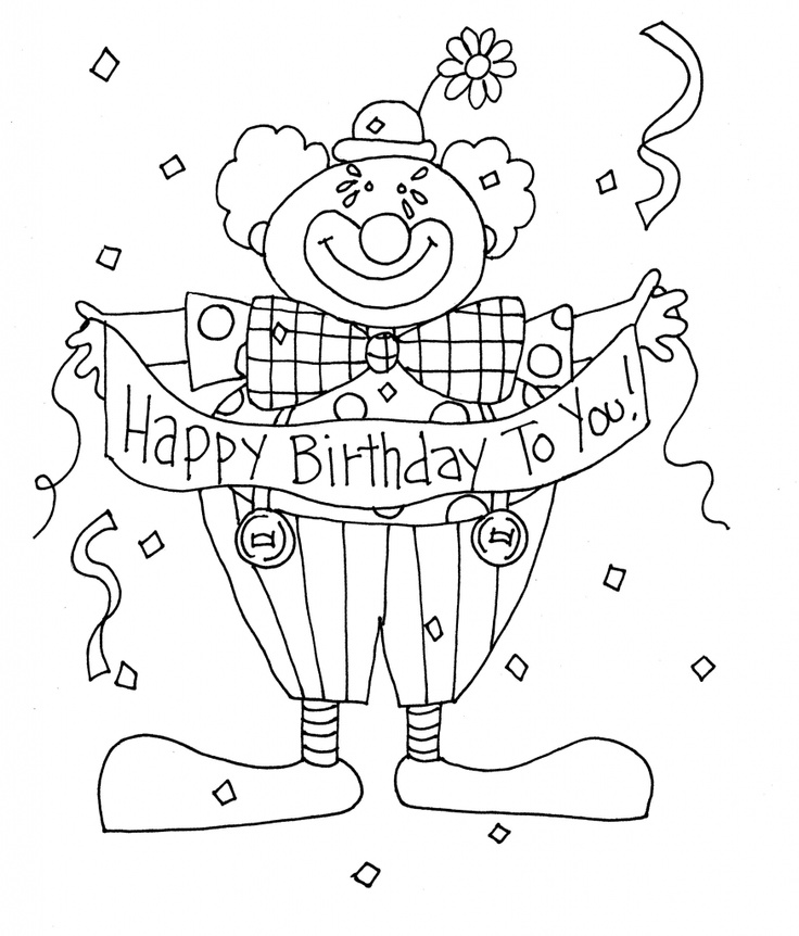 Happy Birthday to You - Dearie Dolls Digi Stamps | Writing away with Blog.com | Page 8