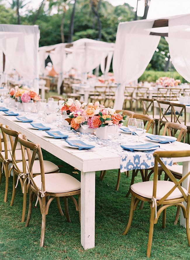 wedding receptions in downtown los angeles%0A Al Fresco Wedding Inspiration for The Outdoor Bride