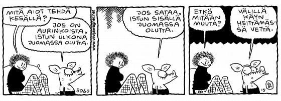 Viivi ja Wagner 23.5.2015 - Helsingin Sanomat