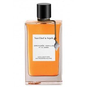 Van Cleef & Arpels - ROSE VELOURS 45 ML.  Rose Velours er en Ode til Rose, Dronningen af alle blomster.  Rose, Honning og dyrebare træsorter er de 3 bærende noter i denne komplekse duft- prydet som en juvel med marterialer der funkler...  Parfumeur - Antoine Maisondieu
