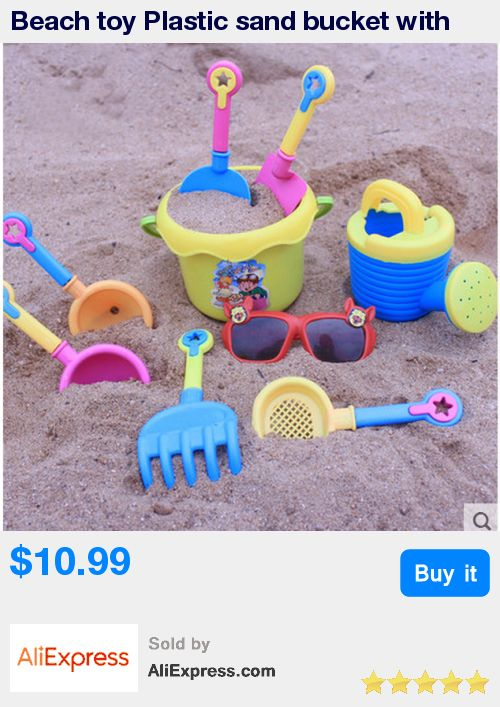 Beach toy Plastic sand bucket with toys beach sand buckets set playing tool shovel dredging playa kid outdoor juguetes de playa  * Pub Date: 20:38 Sep 11 2017