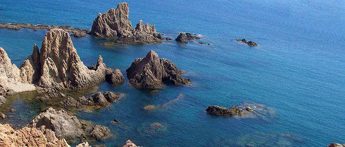 Las Sirenas de Cabo de Gata Almeria www.cabogataalmeria.com