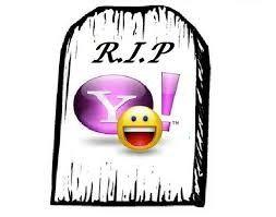 Yahoo e pe ducă