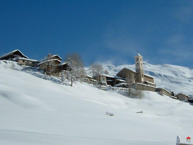 Saint-Véran   Les plus beaux villages de France - Site officiel
