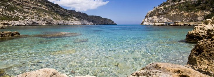 Rhodes Island, Dodecanese Greece