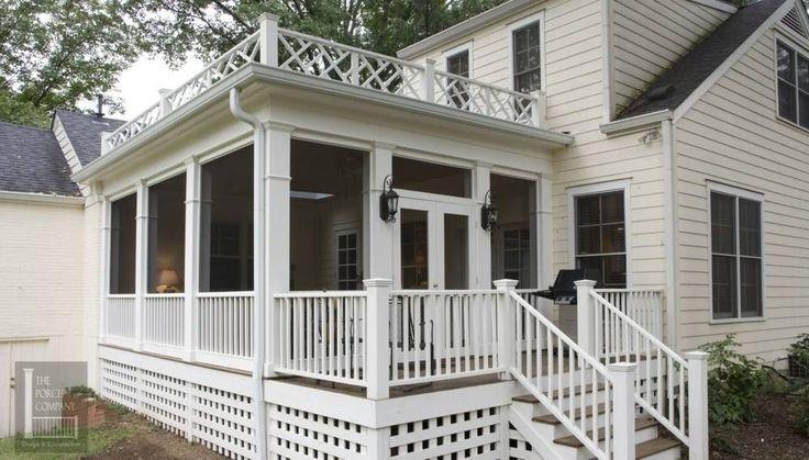 Widows Walk - The Porch Company