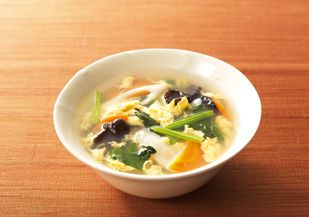 中華風卵スープ レシピ|らでぃっしゅレシピ