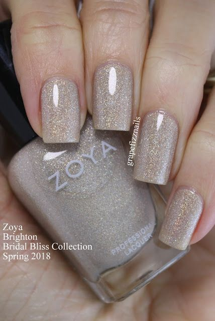 PR SAMPLES     Hey Lovelies!     I have the gorgeous Zoya Bridal Bliss Collection  for Spring 2018 to show you today. This collection is s...