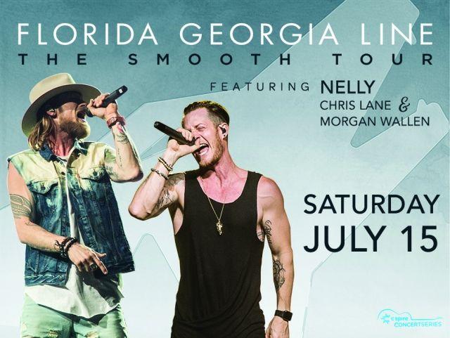 Florida Georgia Line in Concert :     The Wharf at Orange Beach