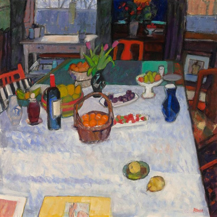 Archie Forrest | (19) Dining Table
