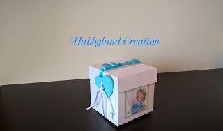 HABBYLAND CREATION ALL KID: PICCOLE SCATOLE ANGIOLETTO CUSTODE