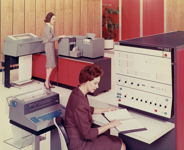 Photos: Looking back to the birth of the IBM mainframe - TechRepublic
