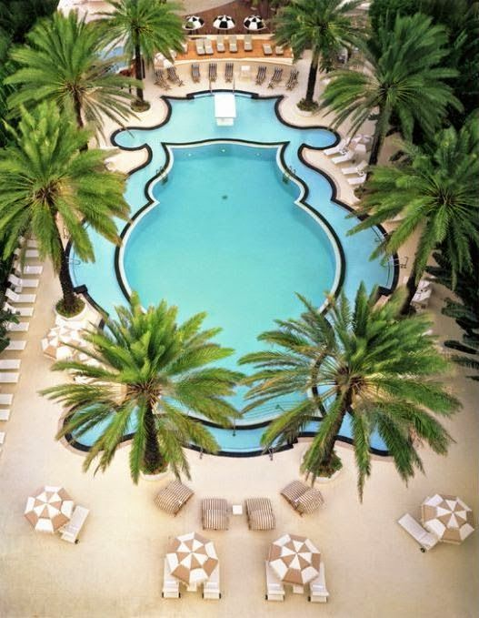 9 Of The Best Hotel Pools In The World