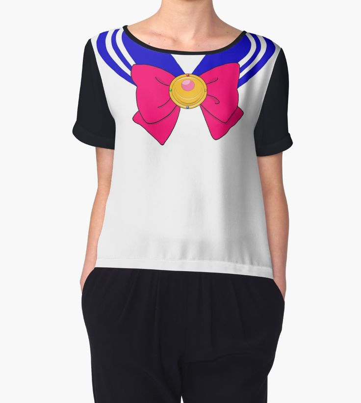 Sailor Moon white by RossoAzul
