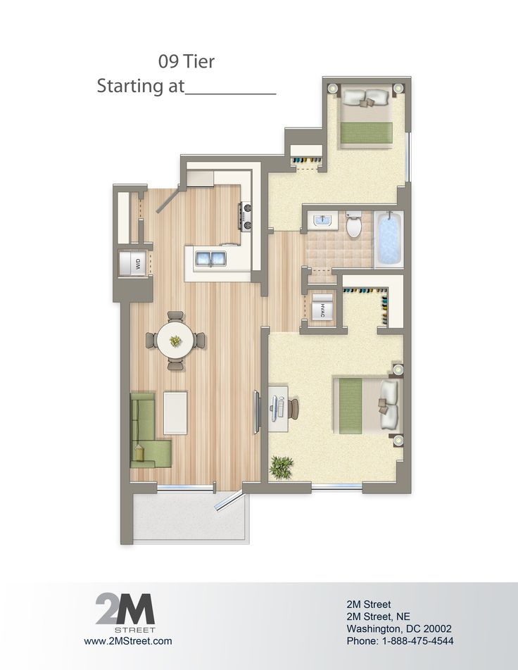 1000 images about 2m street on pinterest leasing office - 2 bedroom apartments in dc under 1000 ...
