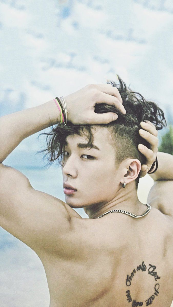 #iKON #Bobby Kony's #summer time phone wallpaper
