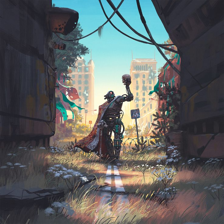 Sci Fi Art At Its Finest By Japanese: 726 Best Cyberpunk Inspiration Images On Pinterest